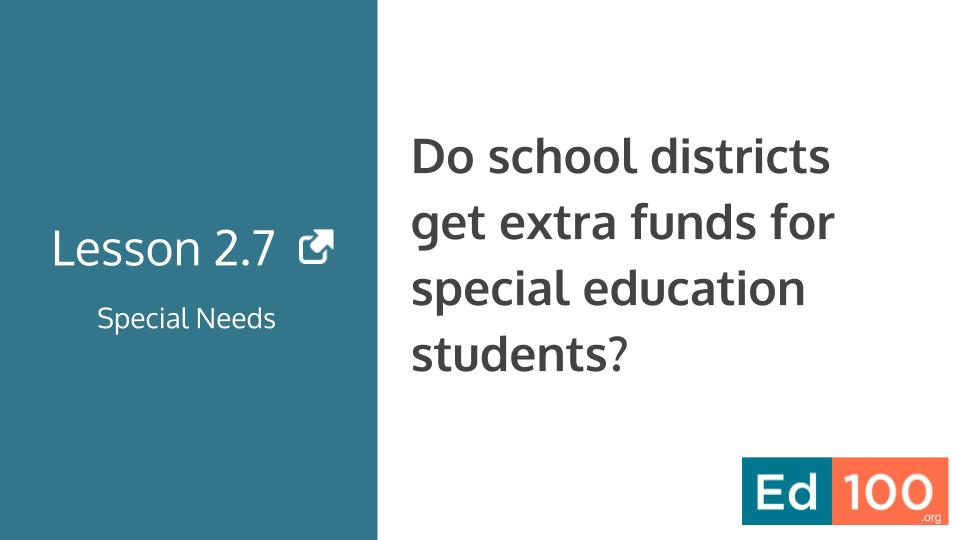 Ed100 Lesson 2.7 - Are California Schools Behind?