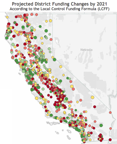 Map by California Common Sense. Zoom in at http://www.cacs.org/ca/visualization/1645